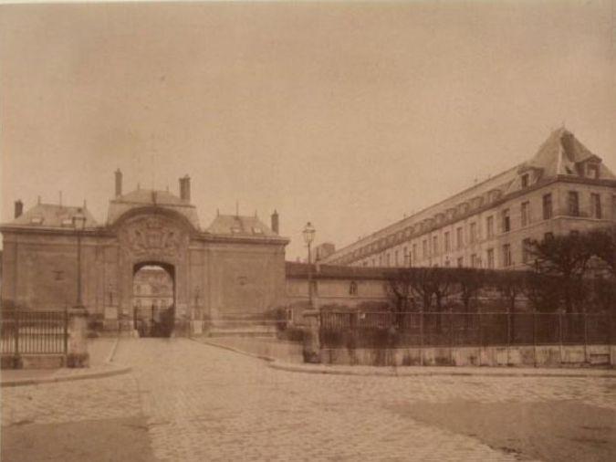 L'Hopital Bicêtre, où Leborgne fut soigné