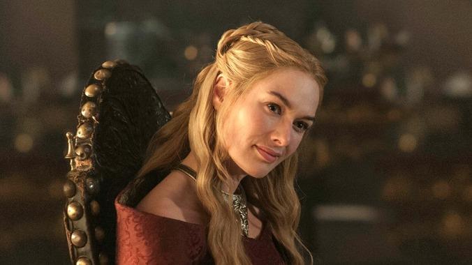 Lena Headey, interprète de Cersei Lannister
