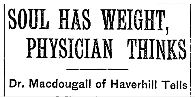 Article du New York Times, le 10 Mars 1907