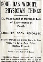 Article du NY Times du 10 mars 1907