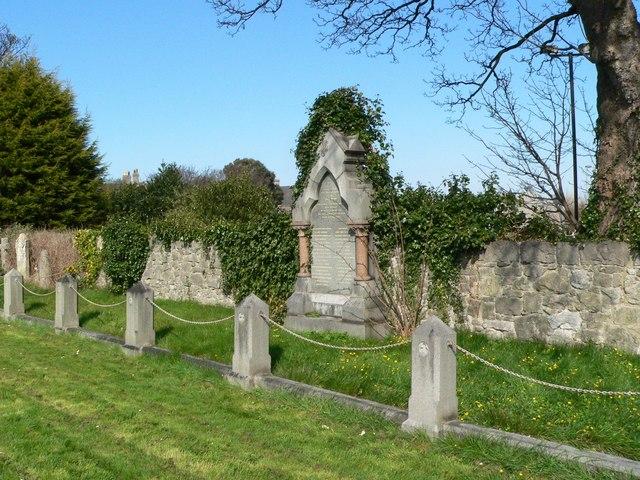 Le mémorial d'Abergele (Credits : Stephen Elwyn RODDICK)